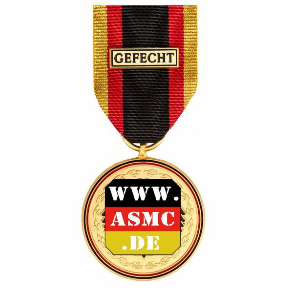 Medal Award der Bundeswehr Gefecht