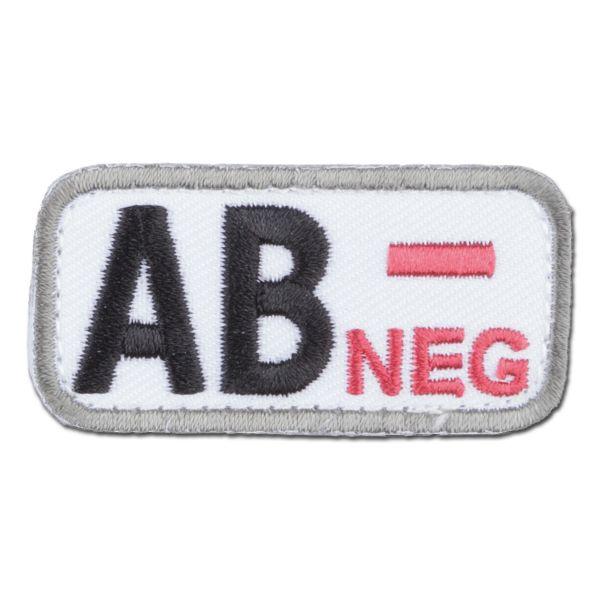 MilSpecMonkey Patch Blood Type AB Neg medical