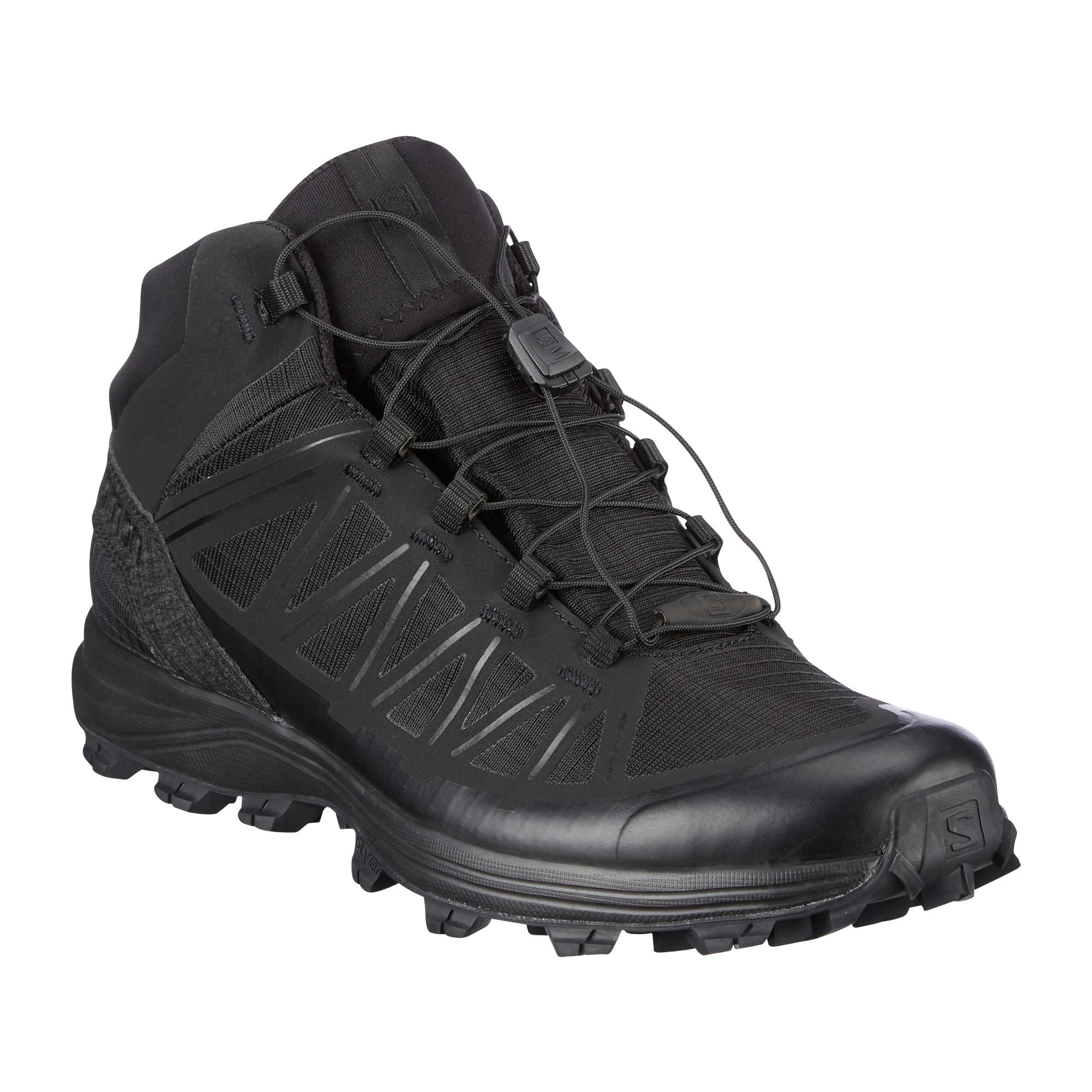 Salomon Shoe Speed Assault Forces black