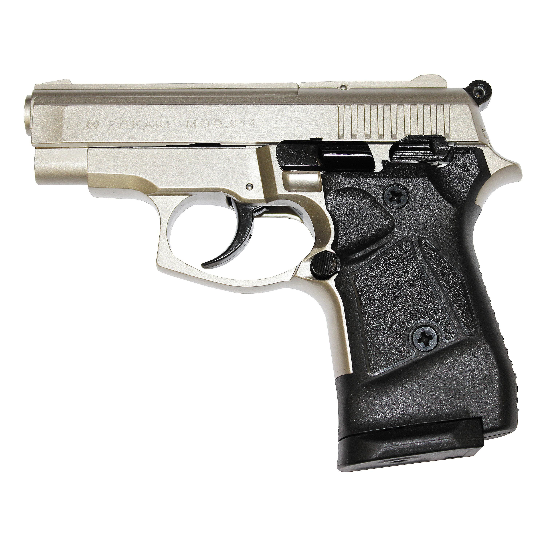 Pistol Zoraki 914 satina