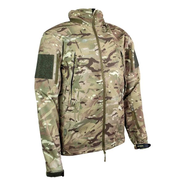 Highlander Jacket Softshell Tactical HMTC