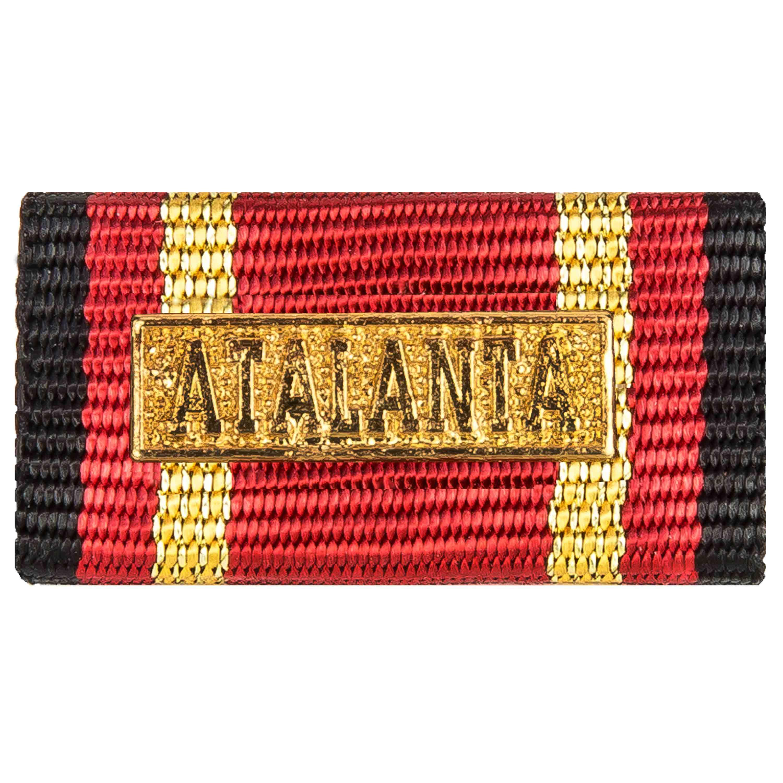 Service Ribbon Deployment Operation ATALANTA gold