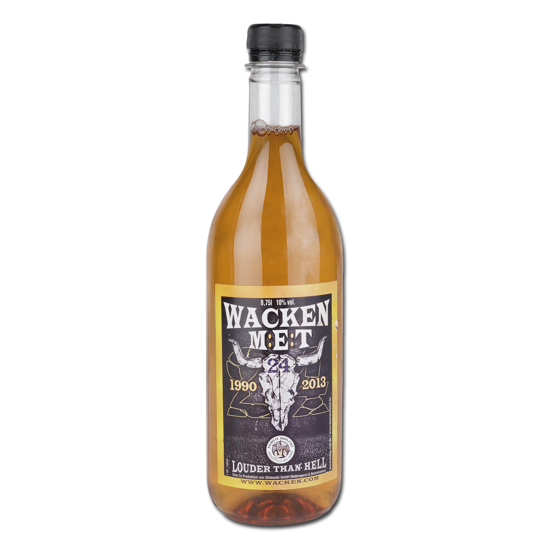 Wacken Met Plastic Bottle 0.75 l