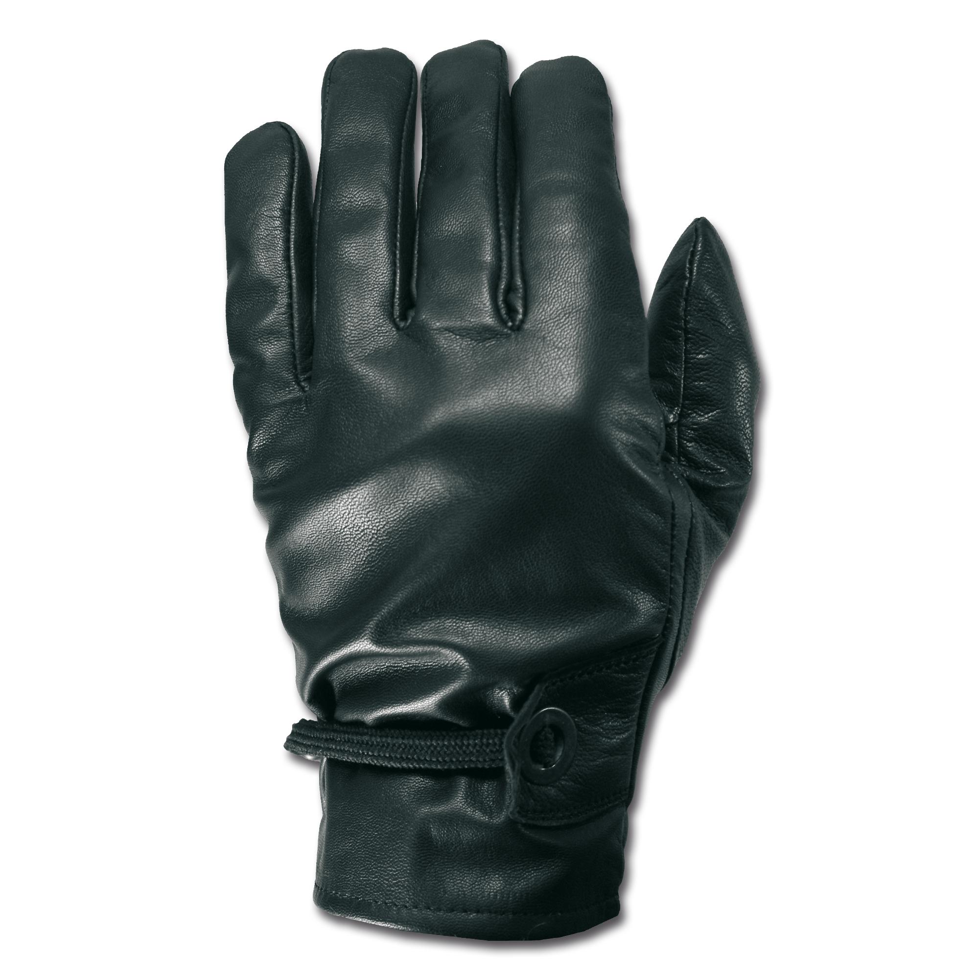 Western Gloves black