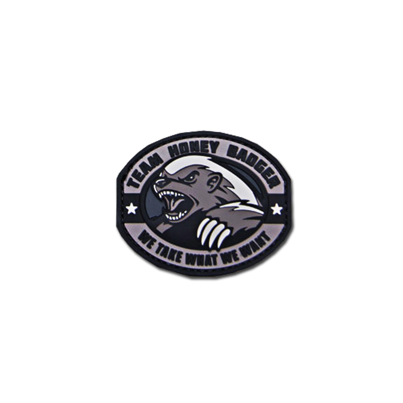 MilSpecMonkey Patch Honey Badger PVC swat