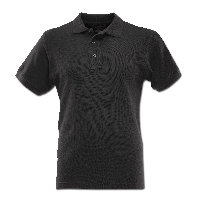 Polo Shirt Tru Spec shortsleeve black