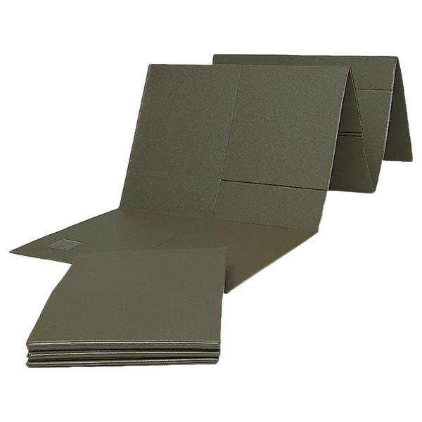 "Used Bundeswehr ""German Army"" Folding Sleeping Pad"