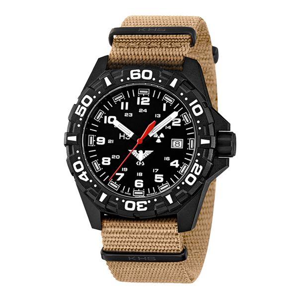 KHS Wrist Watch Reaper Nato tan