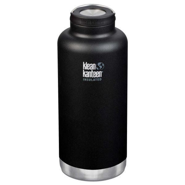 Klean Kanteen Drink Bottle TK Wide VI shale black 1900 ml