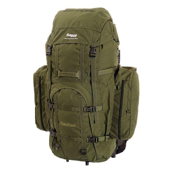 Bergans Backpack Powerframe 130 L+ olive