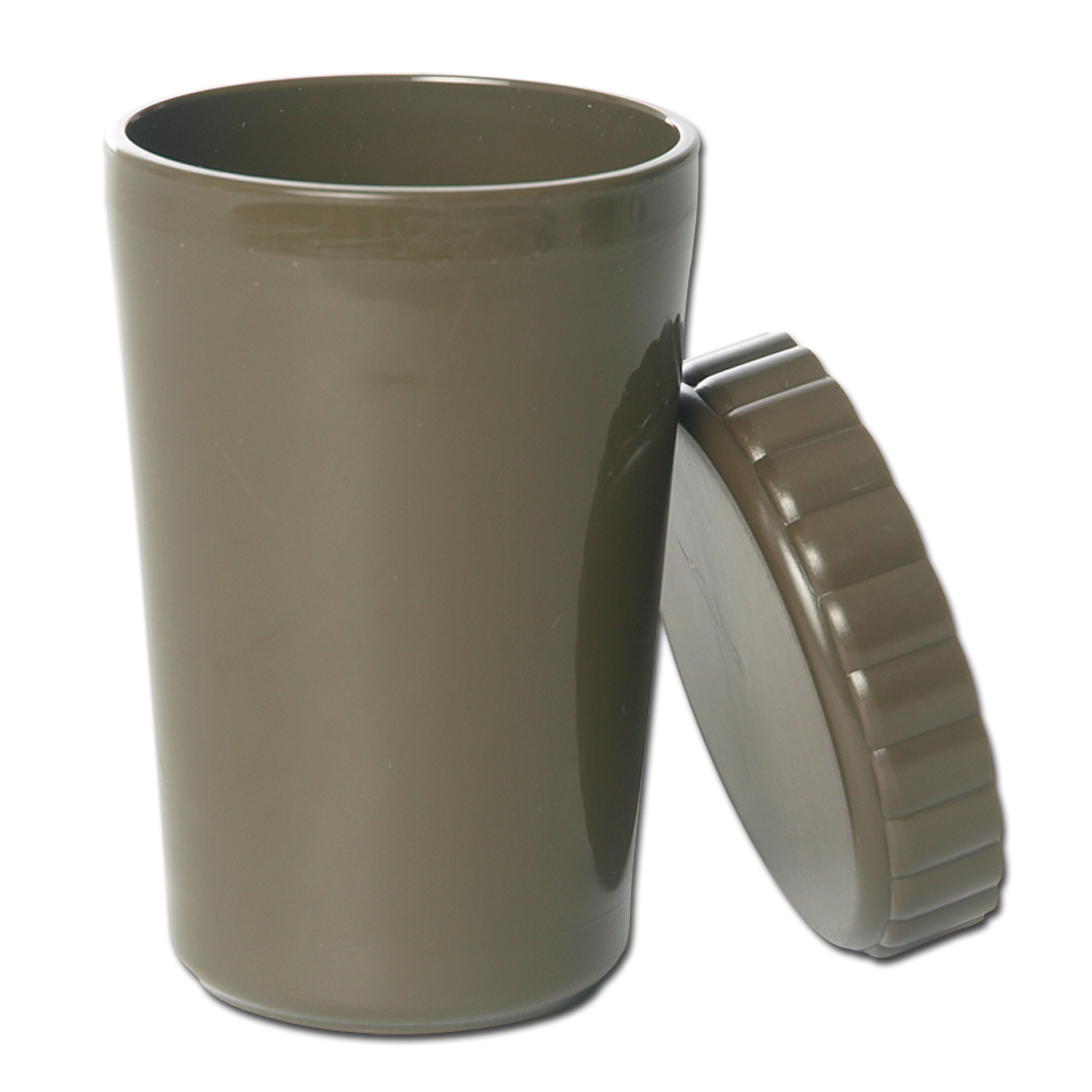 US Camping Cup olive drab