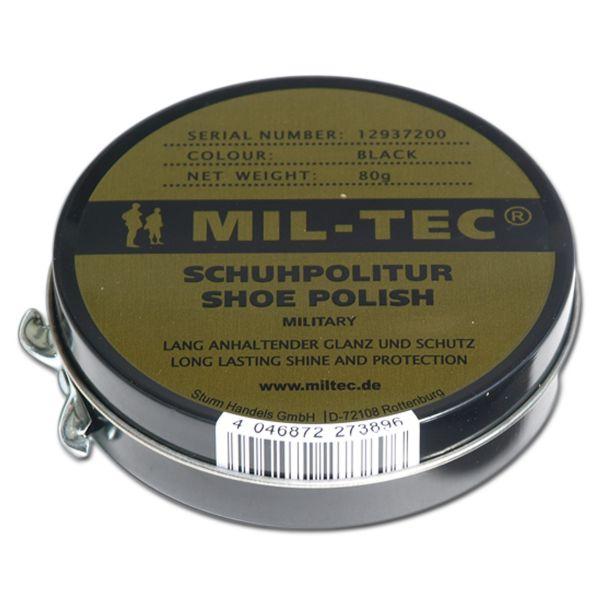 Mil-Tec Shoe Polish 80g
