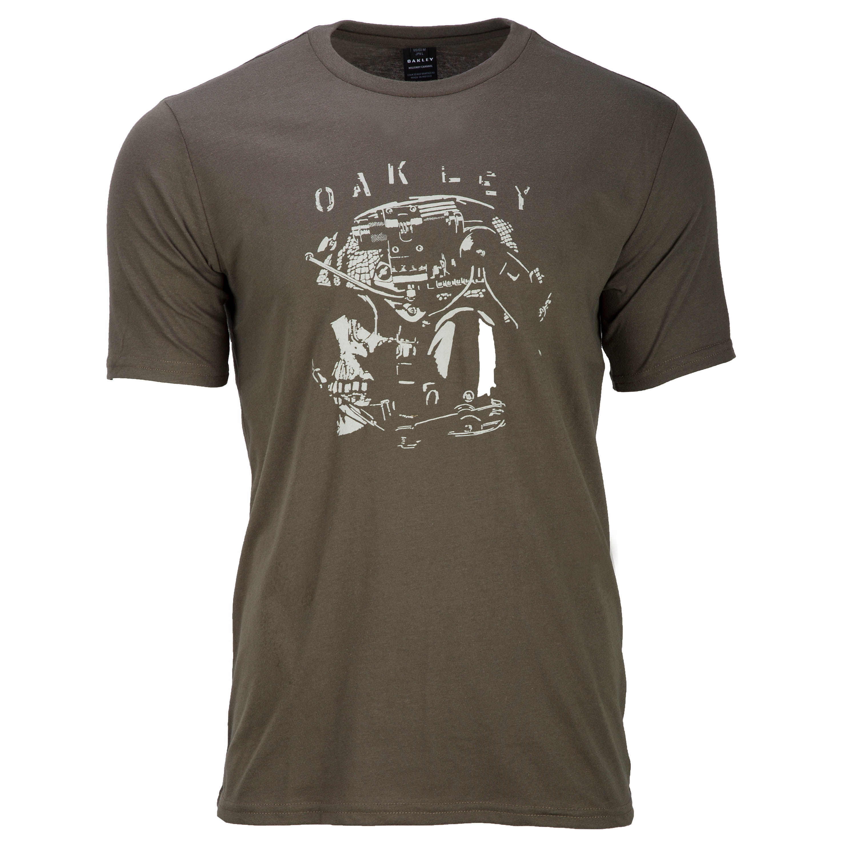 Oakley T-Shirt The Operator dark brush