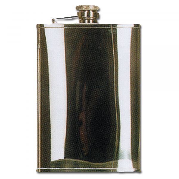 Flask Stainless Steel 220 ml