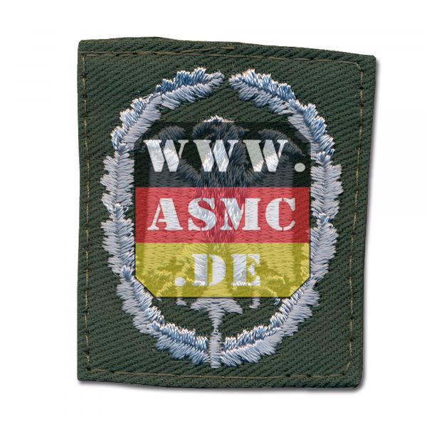 German Award for Military Proficiency olive/silver