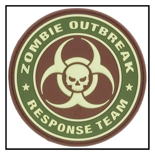 3D-Patch Zombie Outbreak Response Team multicam
