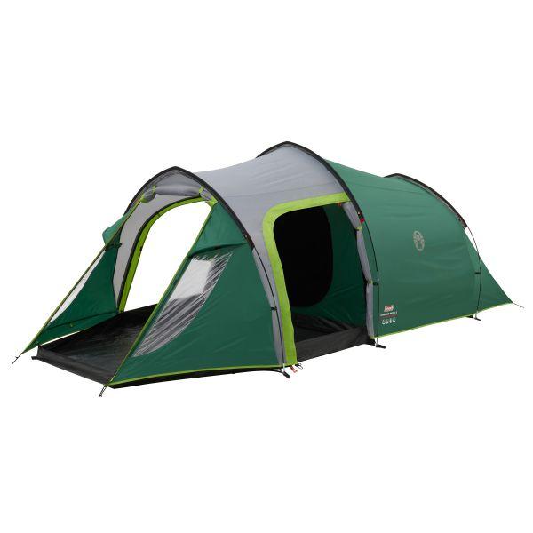 Coleman Tent Chimney Rock Plus BlackOut green