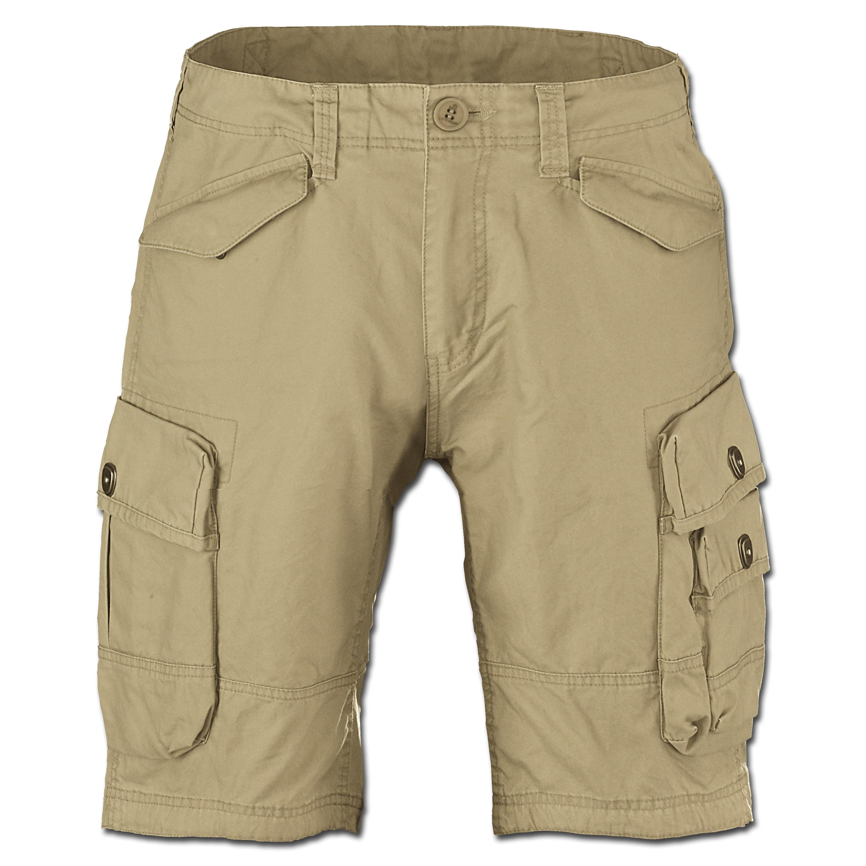 Shorts Vintage Industries Shore beige