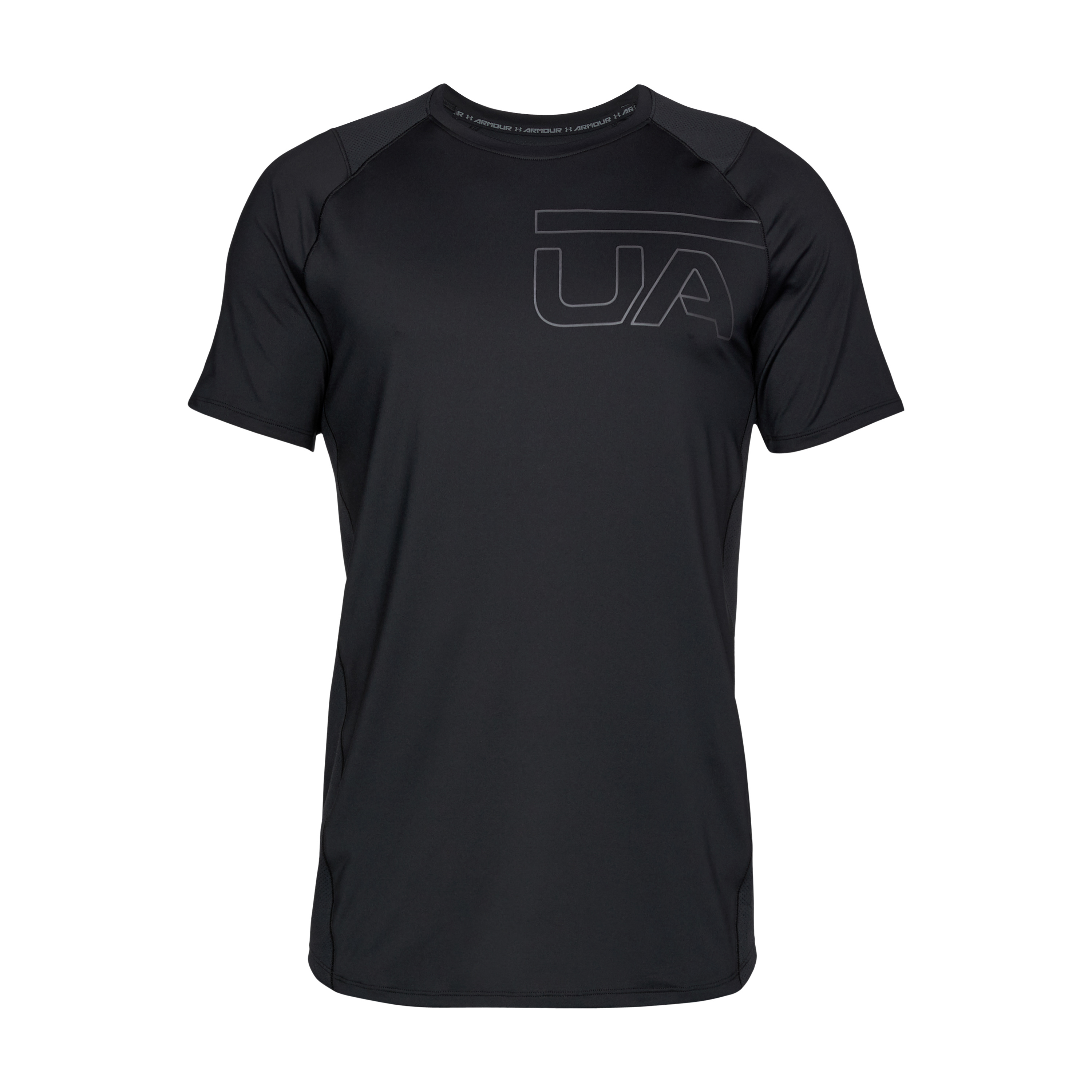 Under Armour Shirt Raid 2.0 Graphic black
