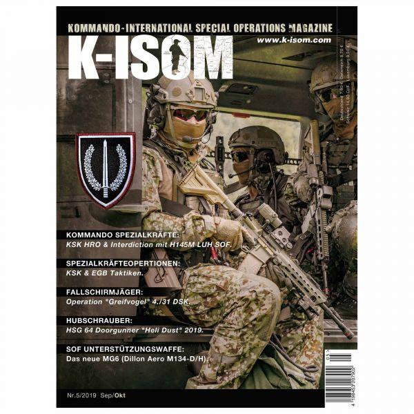 Kommando Magazine K-ISOM Edition 05-2019