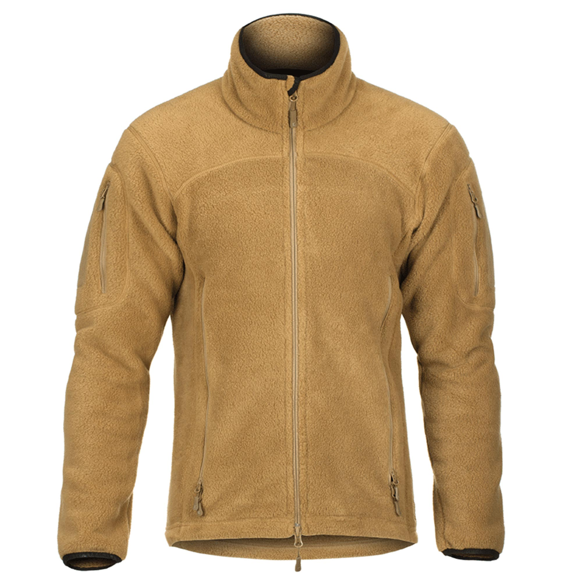 ClawGear Fleece Jacket Milvago coyote