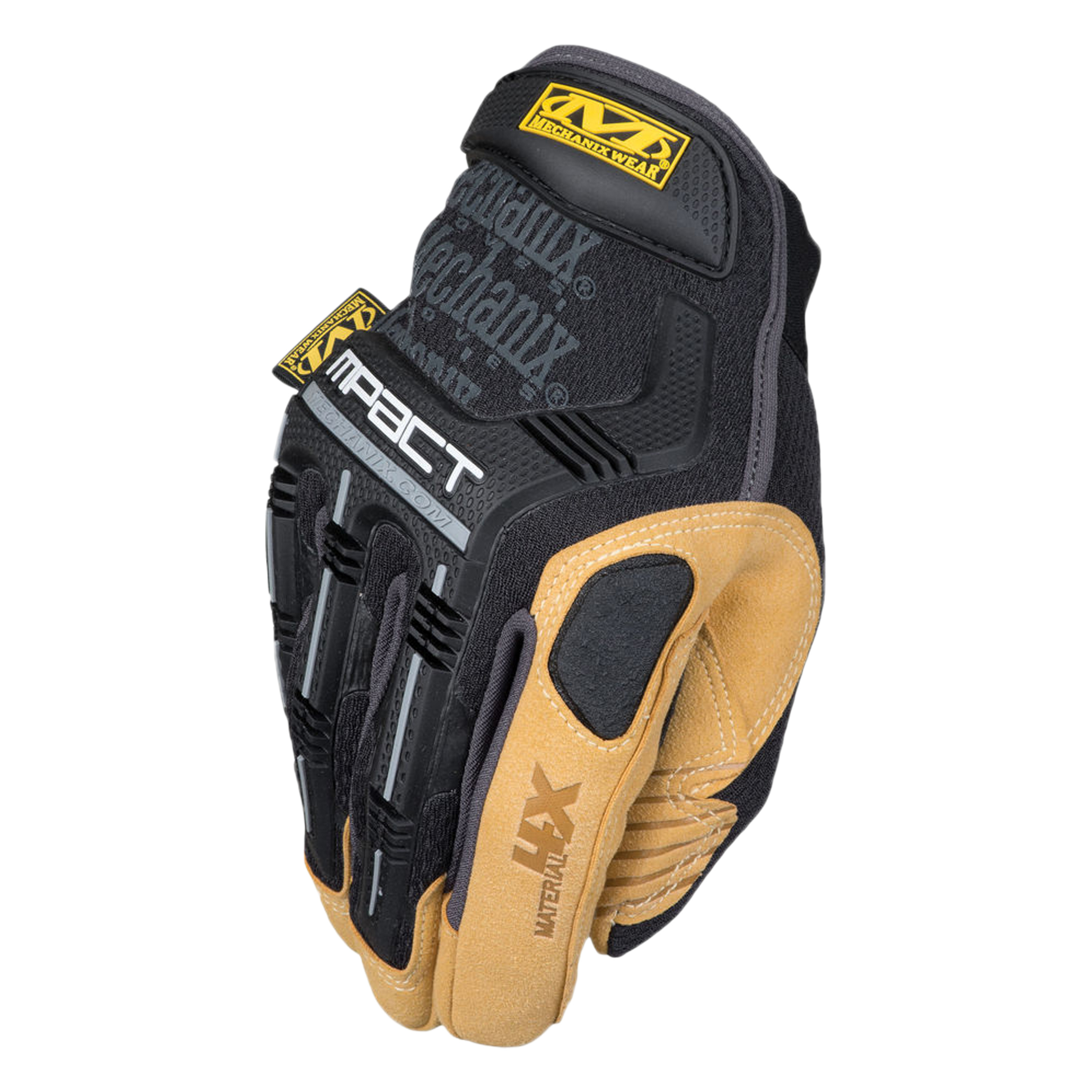 Mechanix M-Pact® 4X Gloves black