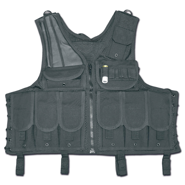Tactical Vest Import black