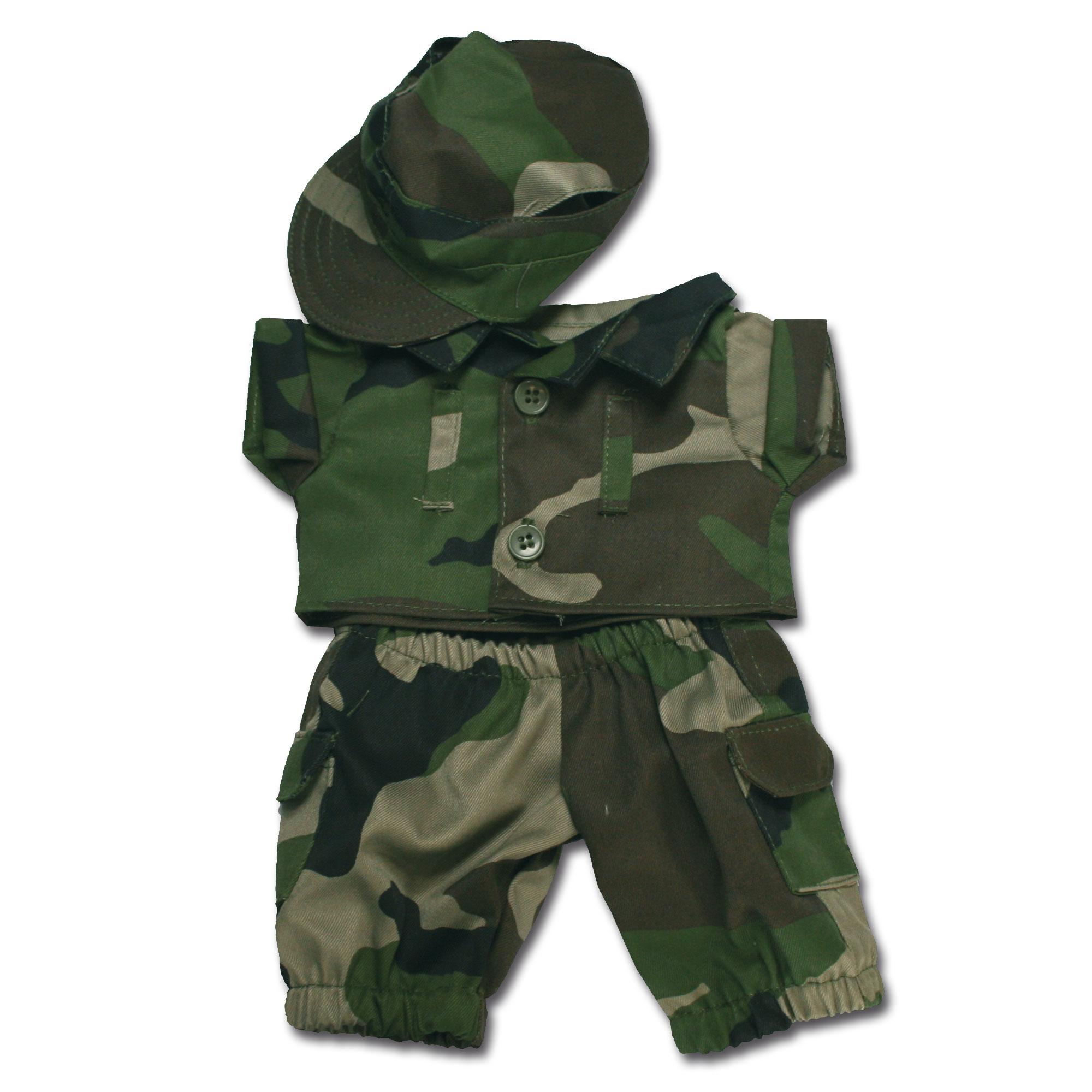 Teddy Bear Suit Small CCE