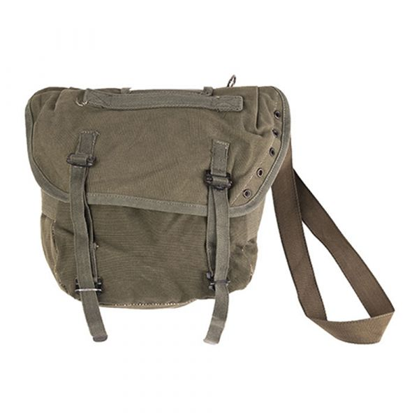 Used US M56 Style Butt Pack olive