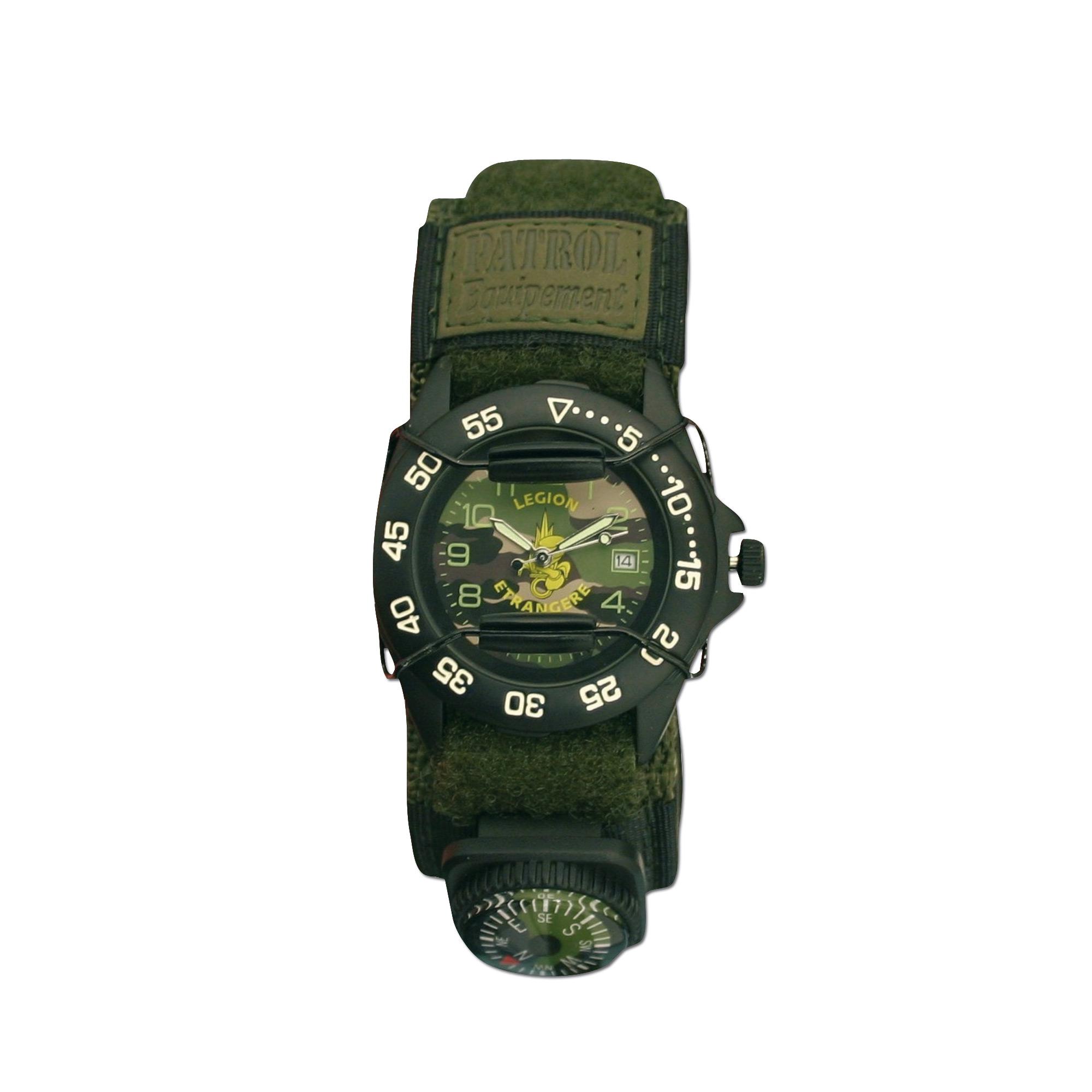 Wristwatch Foreign Legion