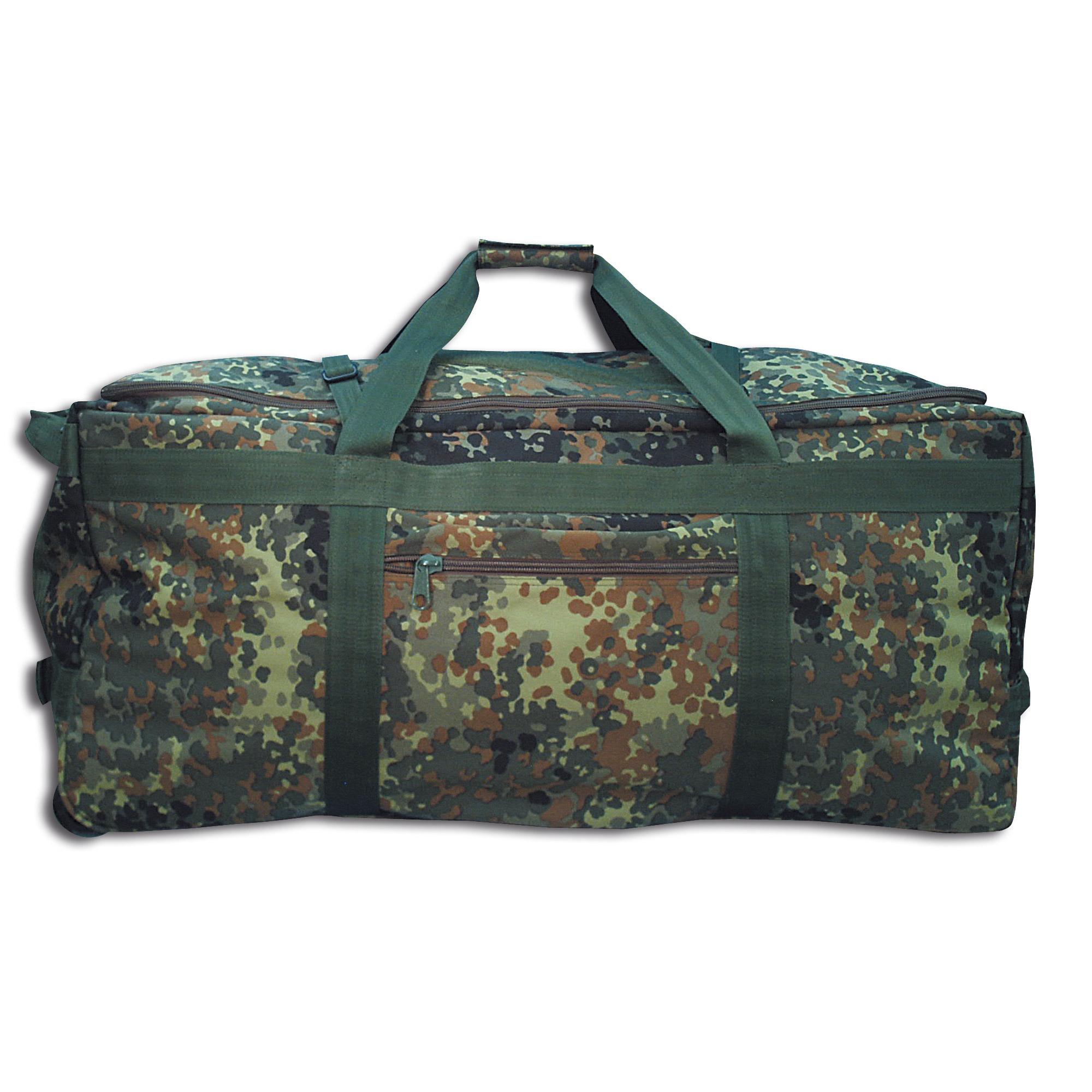 Operational Travel Bag MMB flecktarn