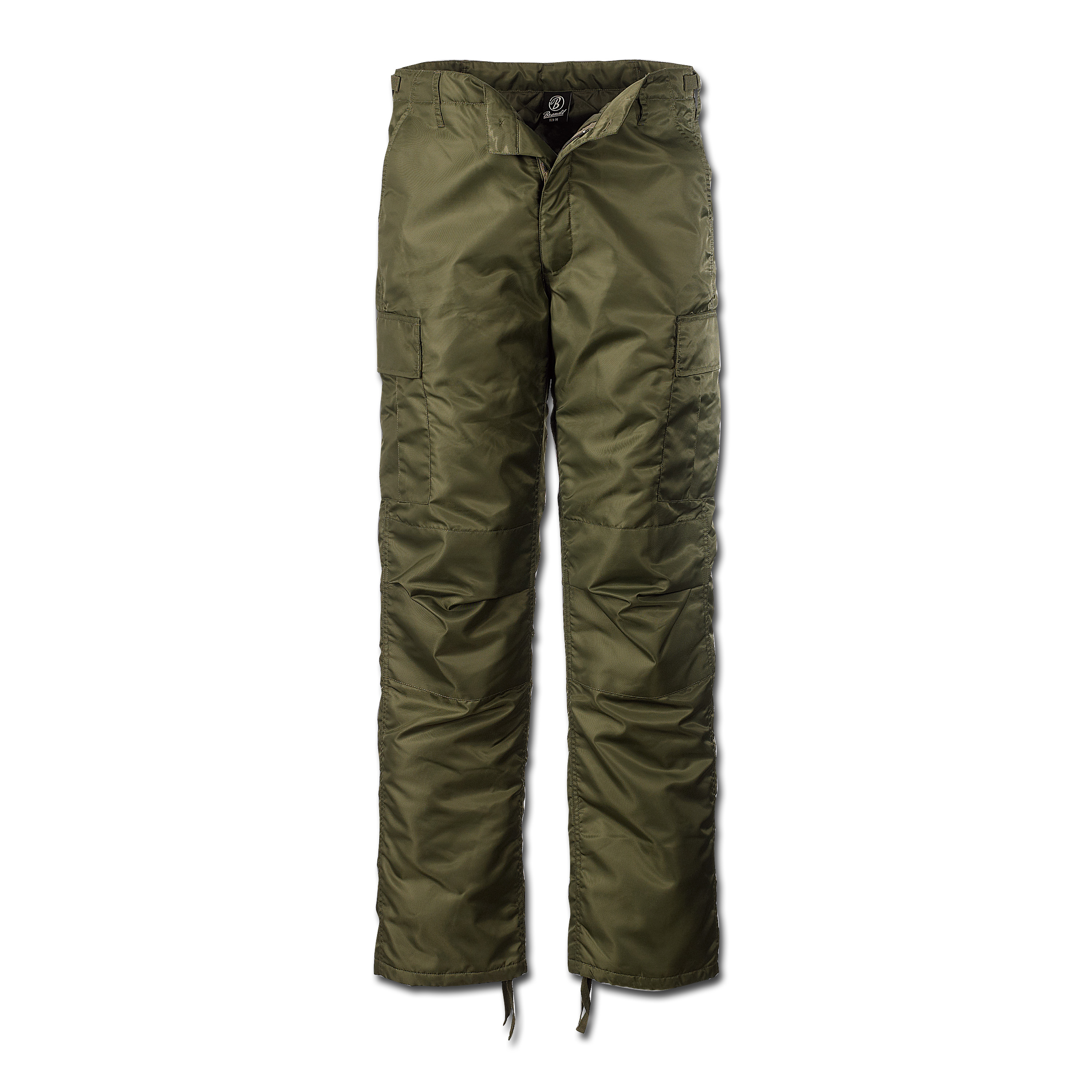Thermo Pants Brandit olive green