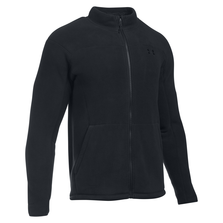 Under Armour Jacket Tac Super Fleece black