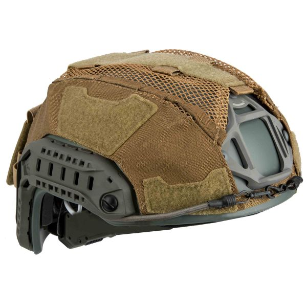 FMA Helmet Cover Maritime Helmet Multi-functional tan