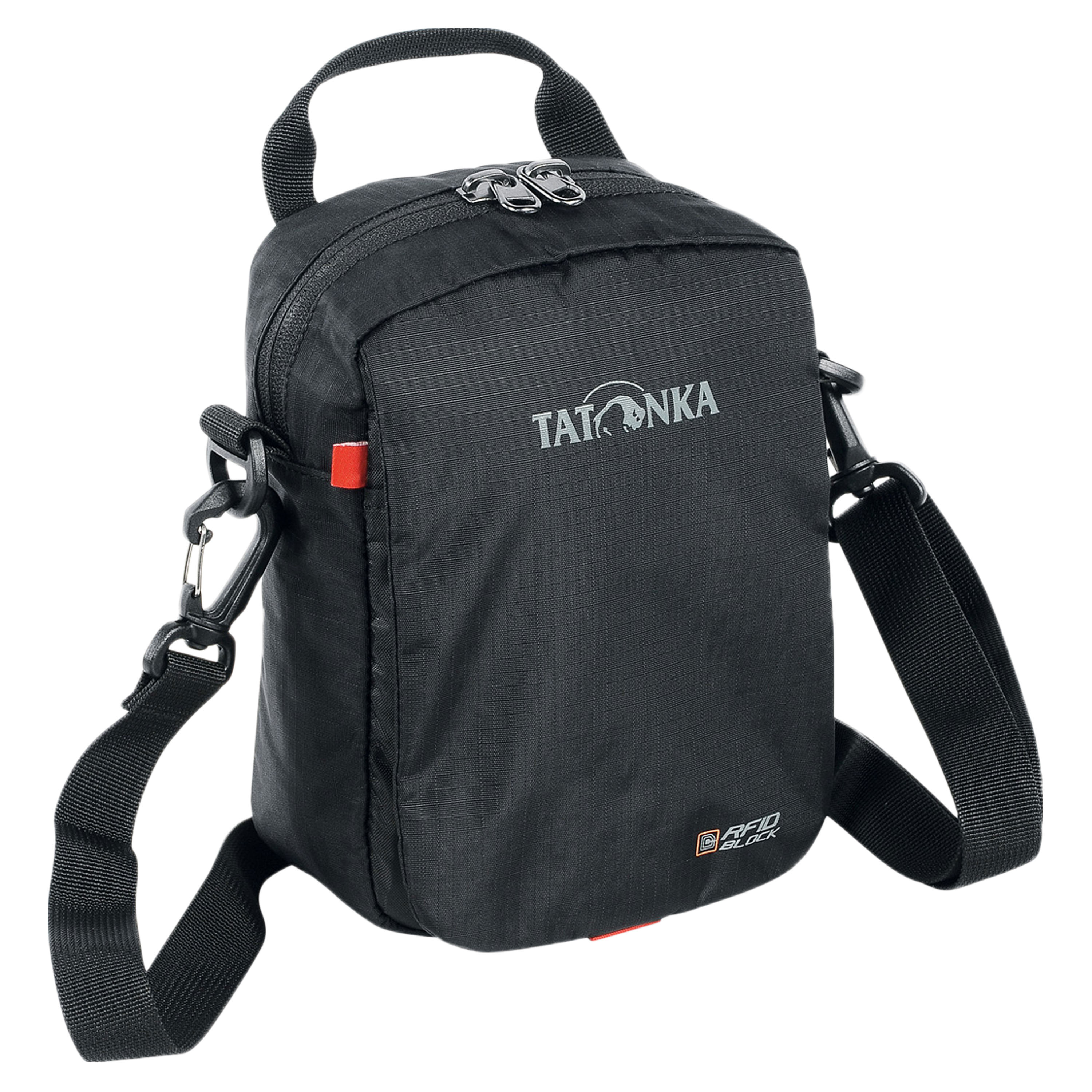 Tatonka Shoulder bag Small RFID B black