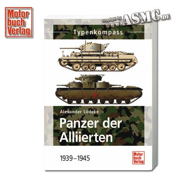 Book Panzer der Alliierten 1939-1945