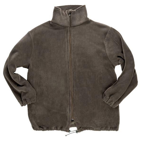 Used Belgian Cold Weather Jacket M95 Fleece olive