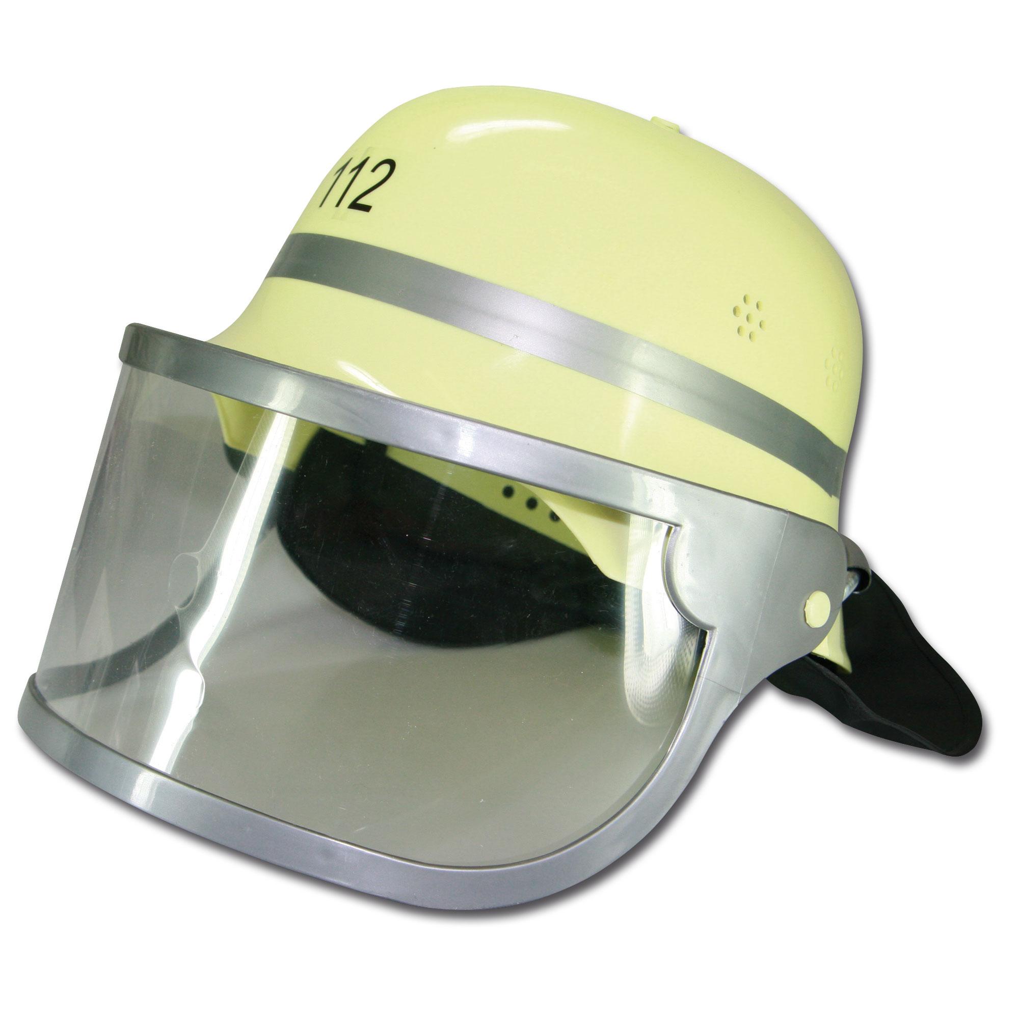 Kids Fire Brigade Helmet German Type