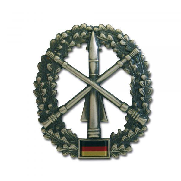German Armed Forces beret insignia Heeresflugabwehr