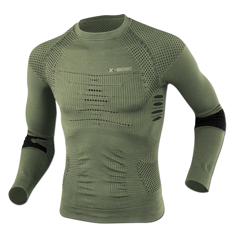X-Bionic Combat Shirt Long Sleeves
