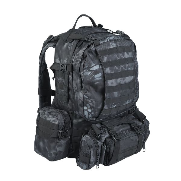 Backpack Defense Pack Assembly mandra night