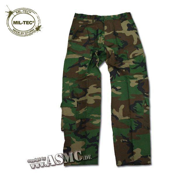 Field Pants ACU woodland