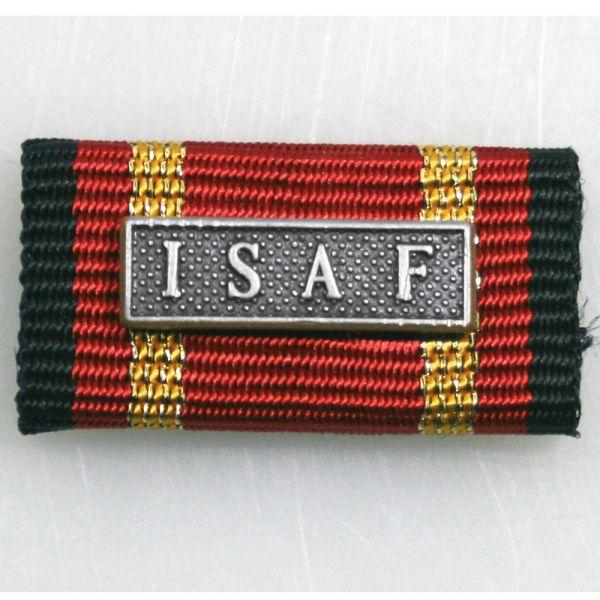 Service Ribbon Deployment Operation ISAF bronze