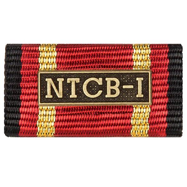 Service Ribbon Deployment Operation NTCB-I bronze