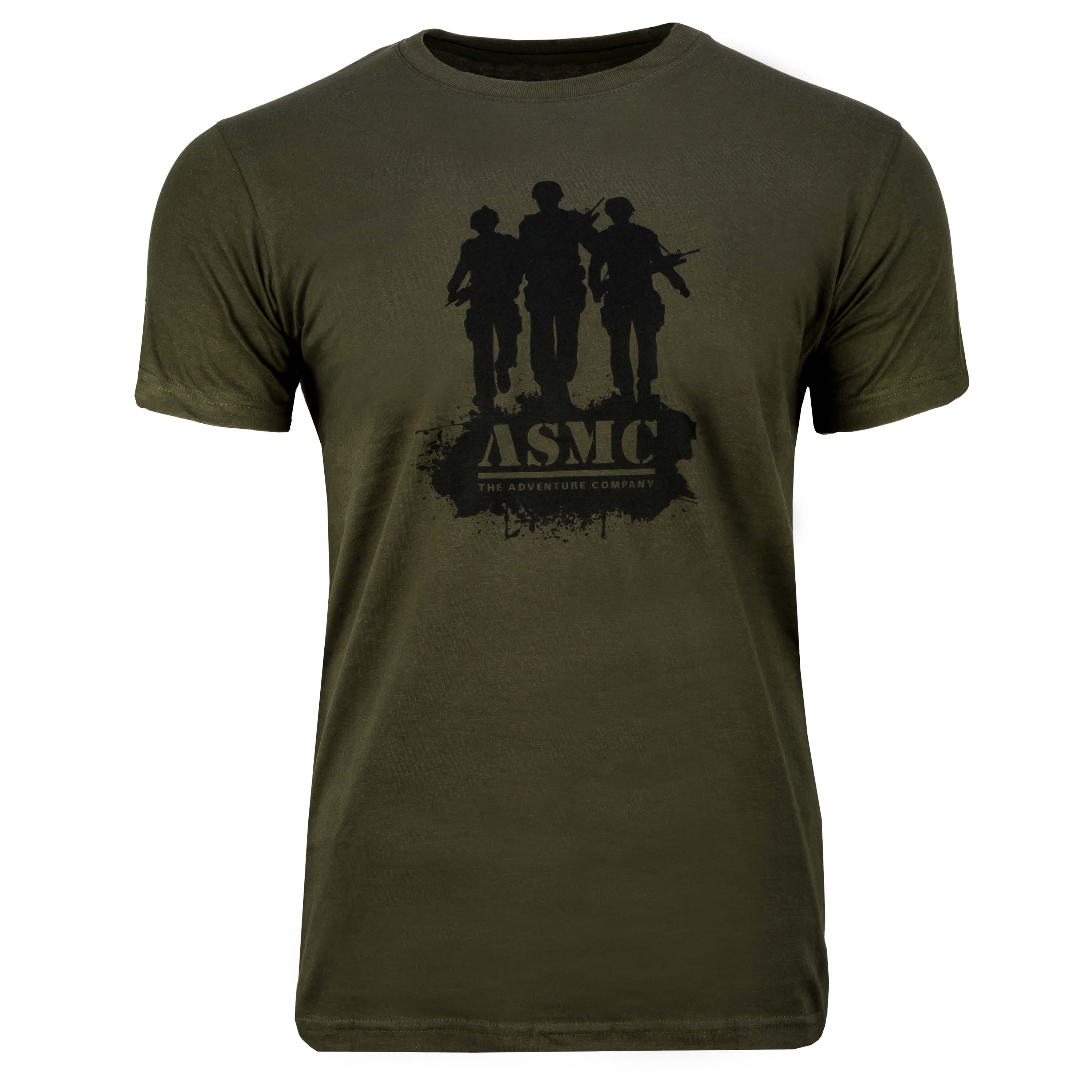 ASMC Fan-Shirt SOLDIER olive
