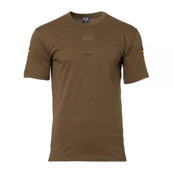 BW Tropical Shirt Import Velcro olive