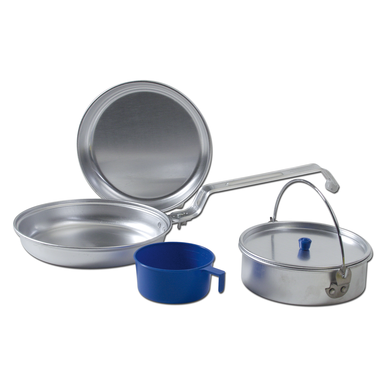 Aluminum Cooking Set 1 Person
