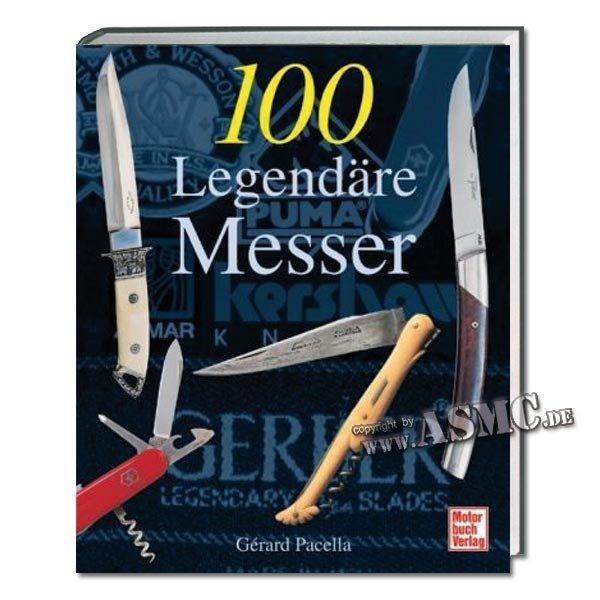Book 100 legendäre Messer