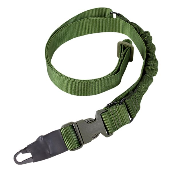Condor Single Bungee One Point Sling olive
