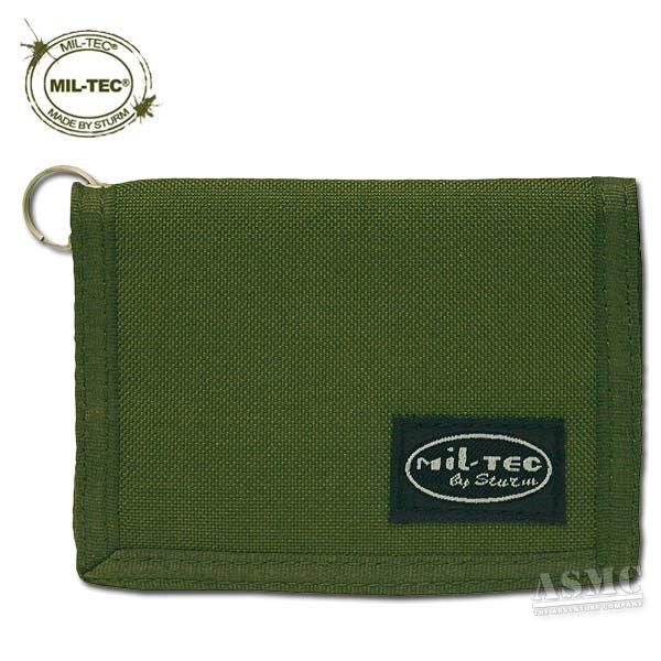 Wallet Security Plus olive